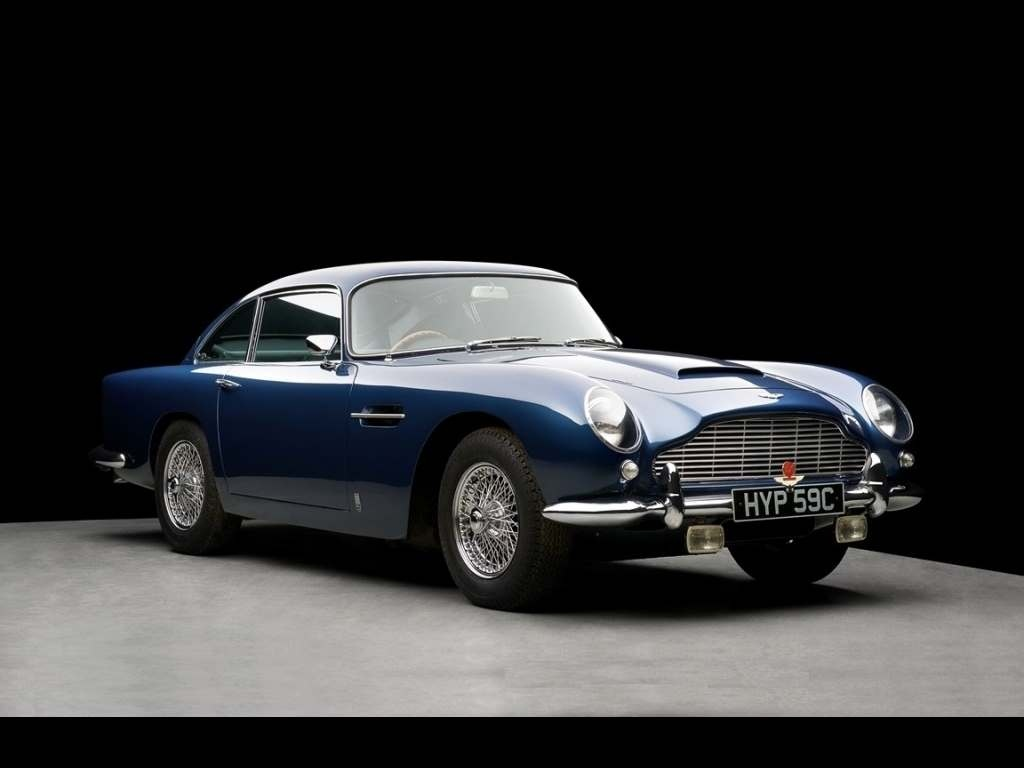 1964 Aston Martin Db5 >> Aston Martin DB5 for sale - Vehicle Sales - DK Engineering
