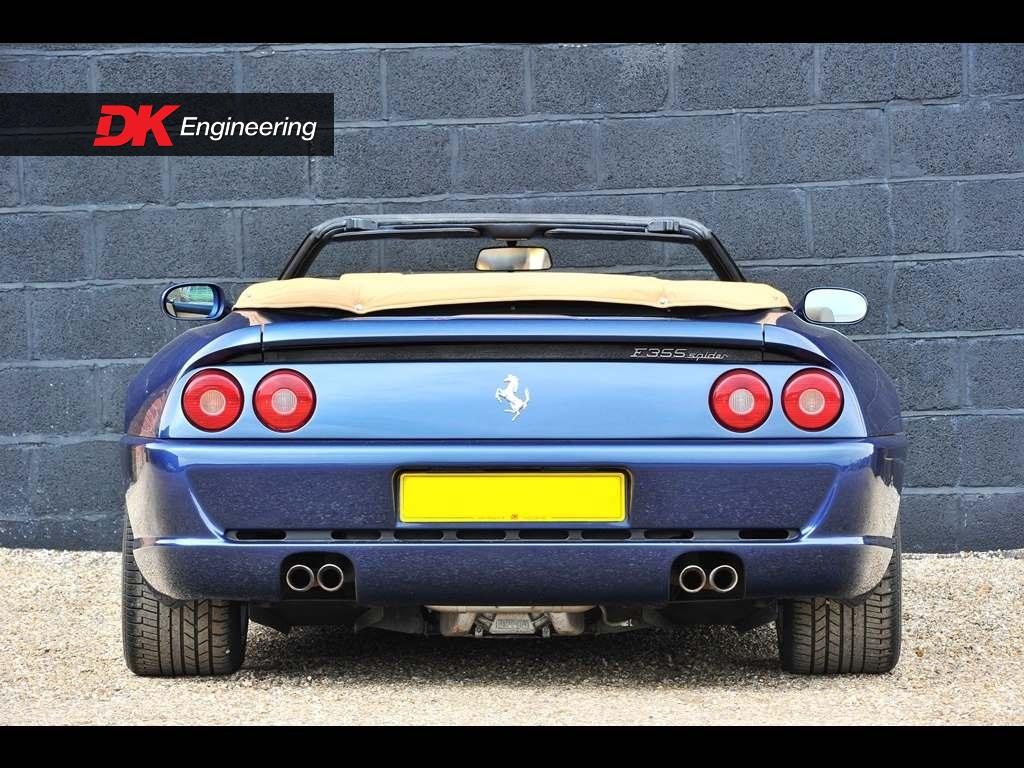 Ferrari 355 Spider For Sale Vehicle Sales Dk Engineering