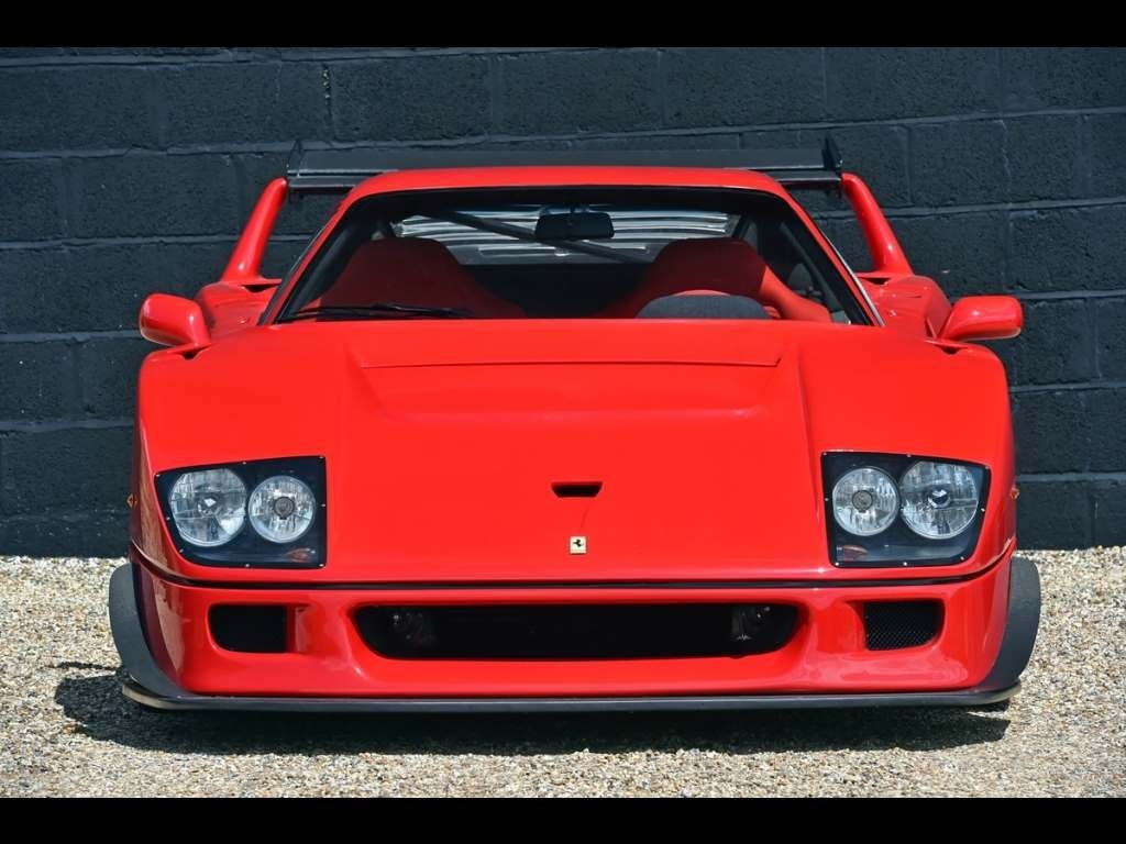 Ferrari F40 Quot Gt Quot For Sale Vehicle Sales Dk Engineering