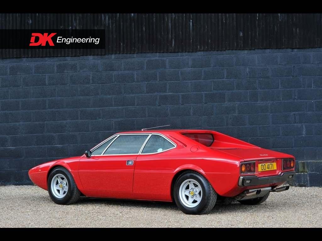 Ferrari 308 Gt4 For Sale Vehicle Sales Dk Engineering