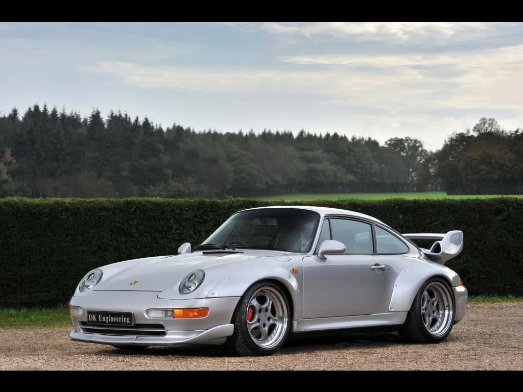 Porsche 993 GT2 for sale - Vehicle Sales - DK Engineering