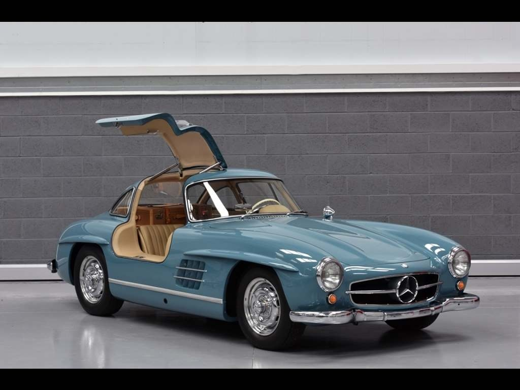Mercedes benz 300 sl coupe for sale for Mercedes benz sl coupe for sale