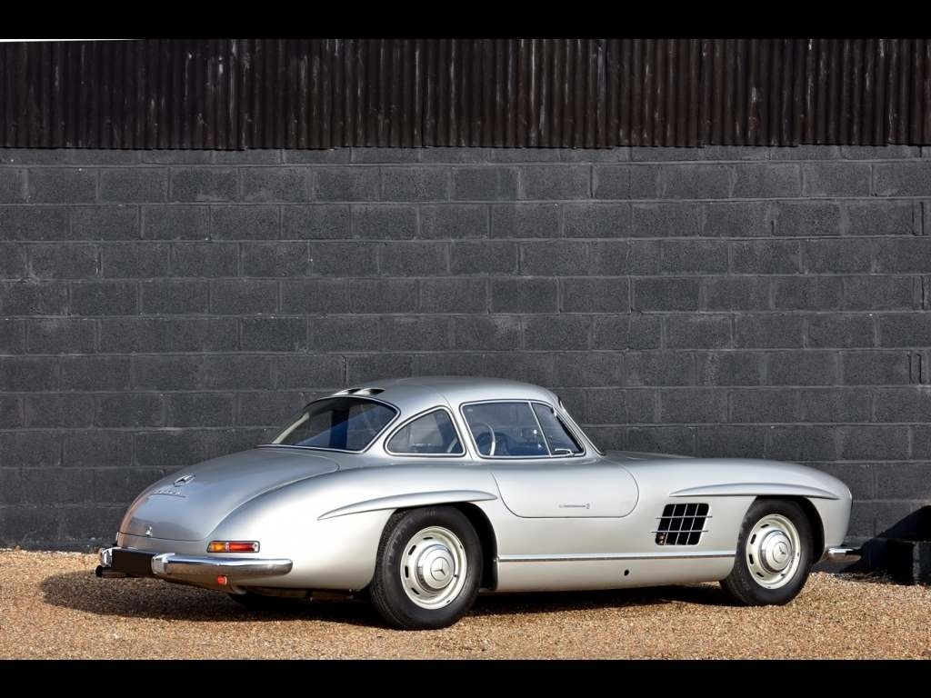 Mercedes 300 Sl Gullwing For Sale Vehicle Sales Dk Engineering