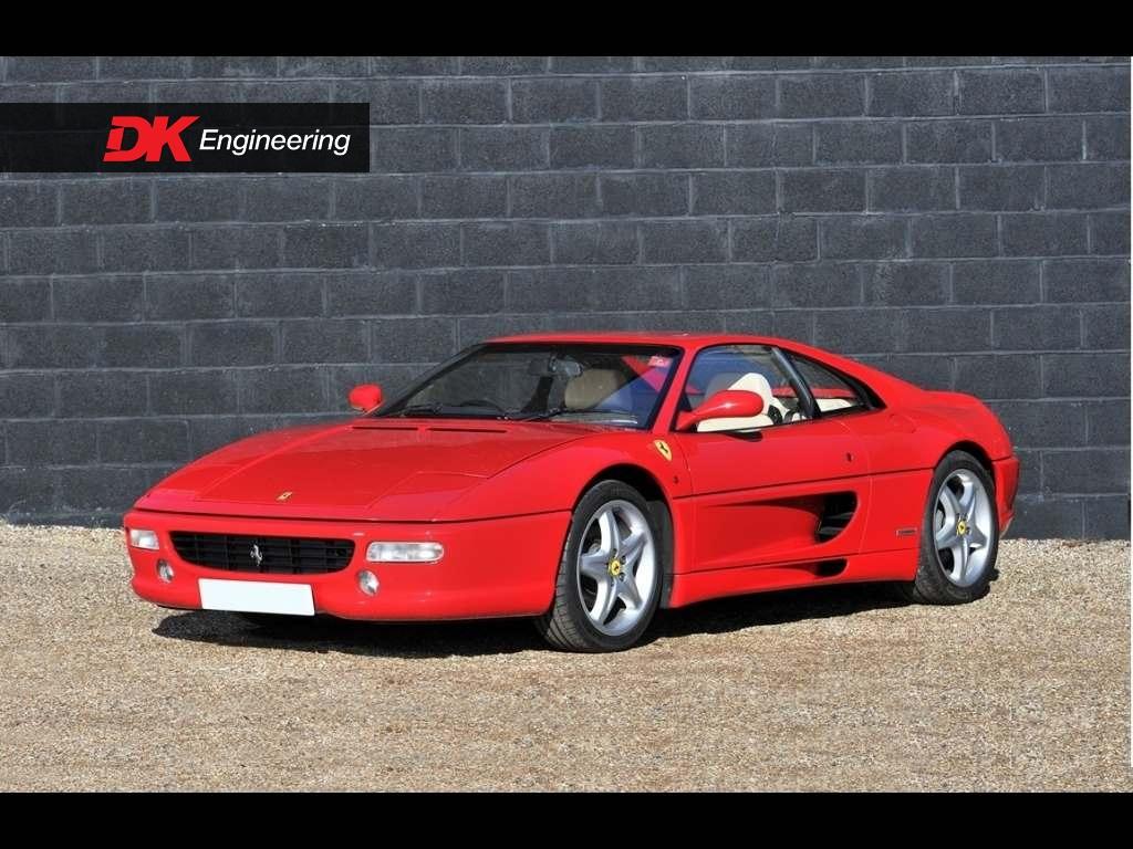 Ferrari 308 Gts For Sale >> Ferrari 355 GTB for sale - Vehicle Sales - DK Engineering