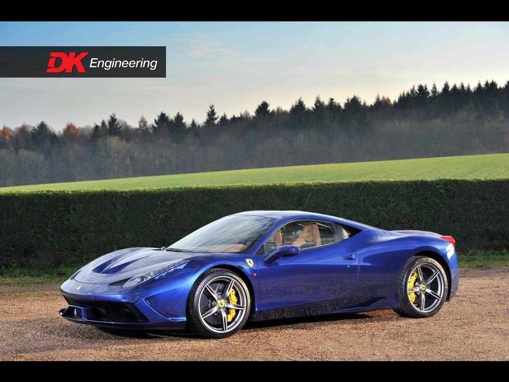 Ferrari 458 Speciale For Sale Vehicle Sales Dk Engineering