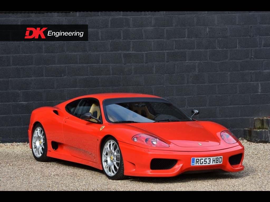 Ferrari 360 Challenge Stradale For Sale Vehicle Sales