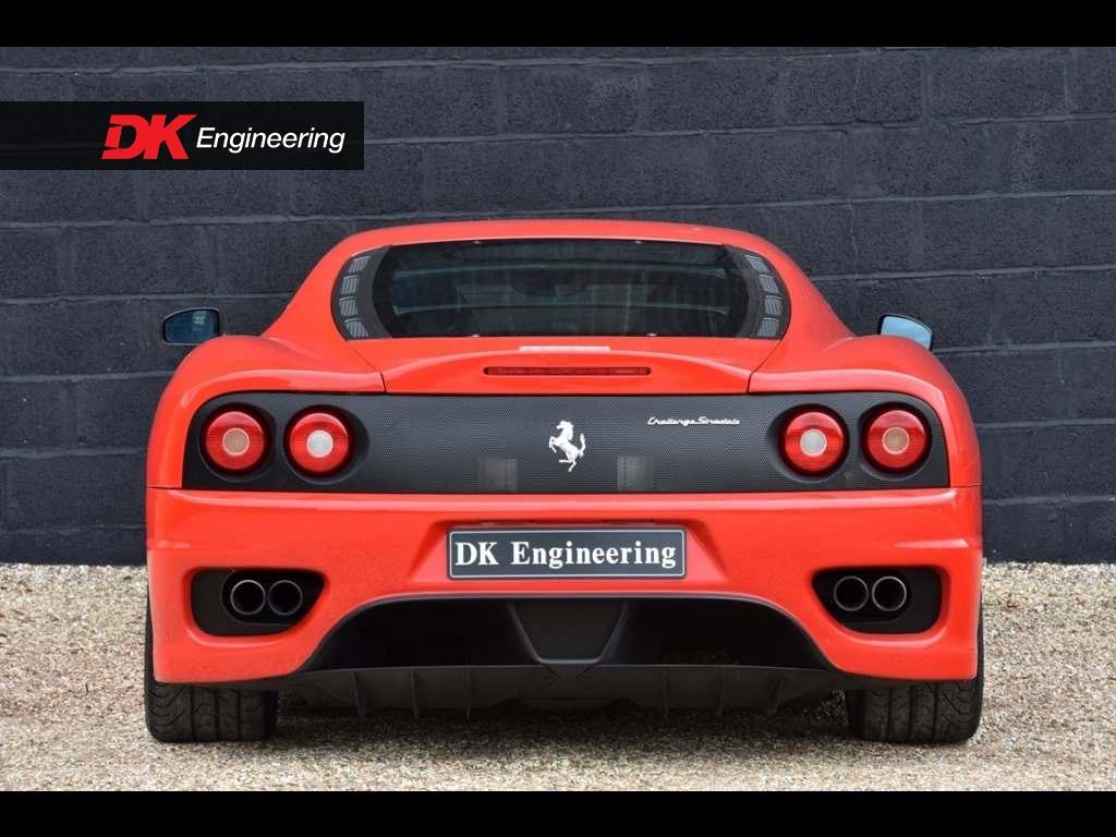 Ferrari 360 Challenge Stradale. LHD - 7th Car Built 8,000 Miles