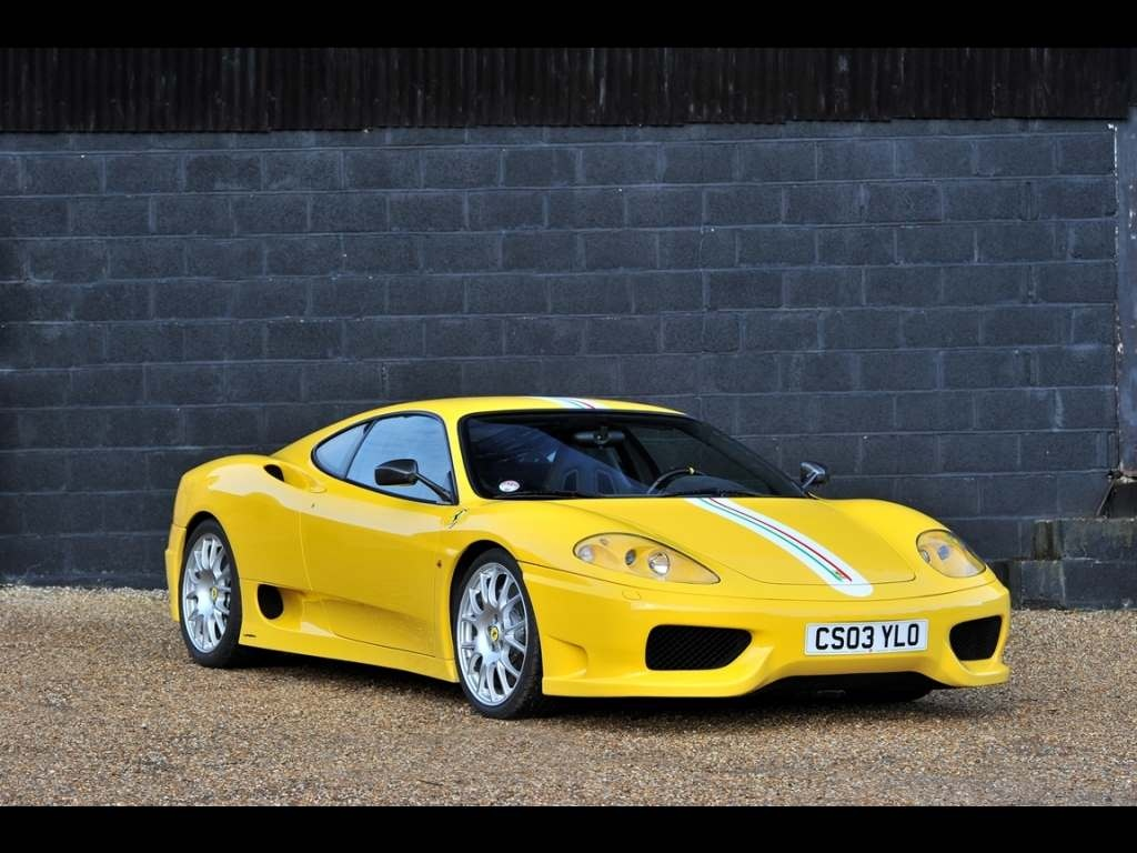 Ferrari 360 Challenge Stradale For Sale