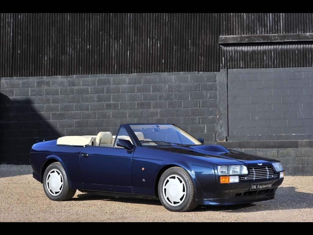aston martin v8 zagato volante vantage for sale. Black Bedroom Furniture Sets. Home Design Ideas