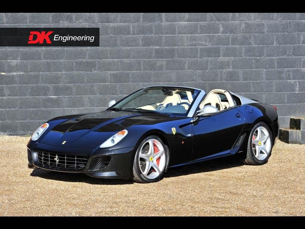 Ferrari 599 Sa Aperta For Sale Vehicle Sales Dk Engineering