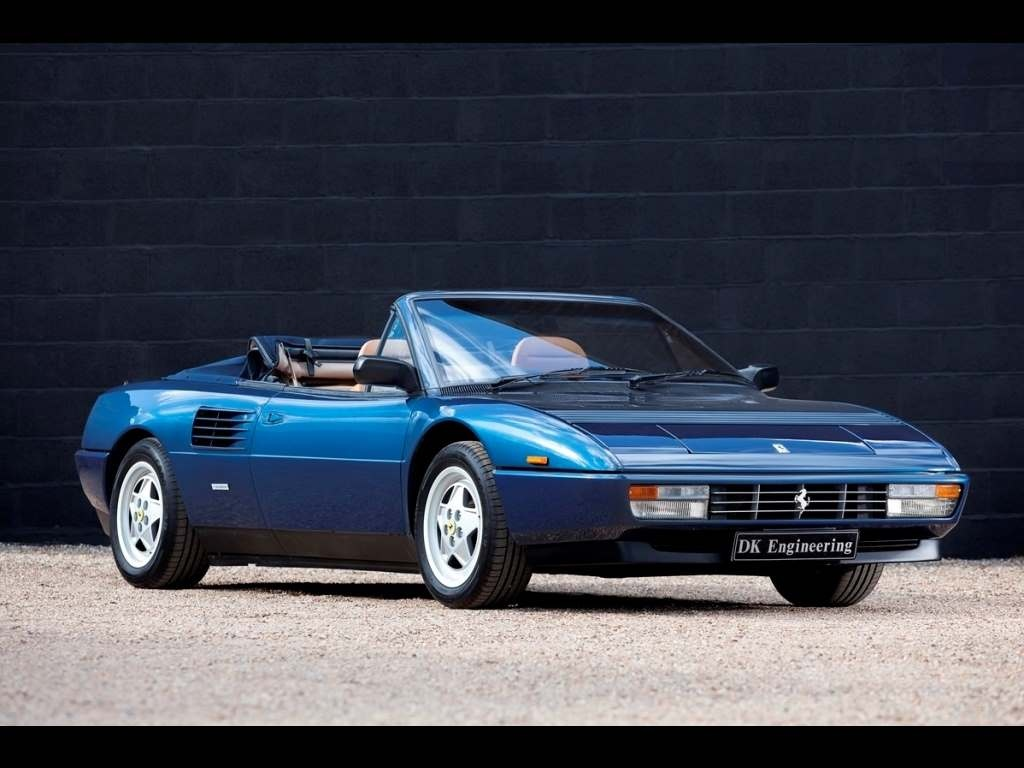 vehicle archive ferrari mondial t cabriolet vehicle. Black Bedroom Furniture Sets. Home Design Ideas