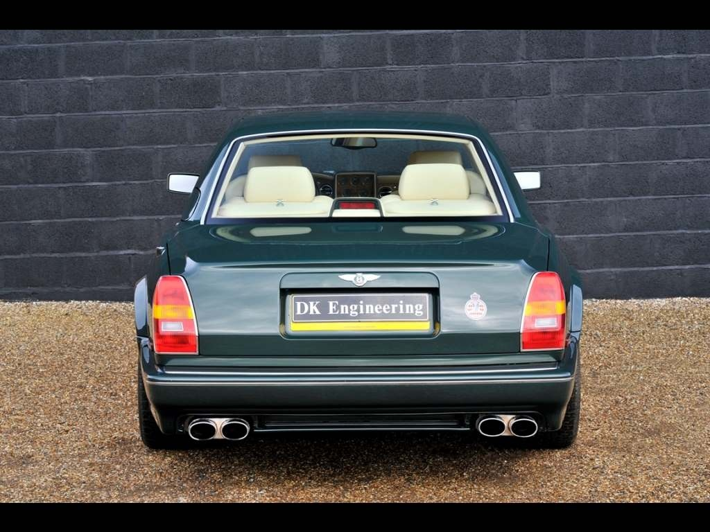 Bentley serie r continental