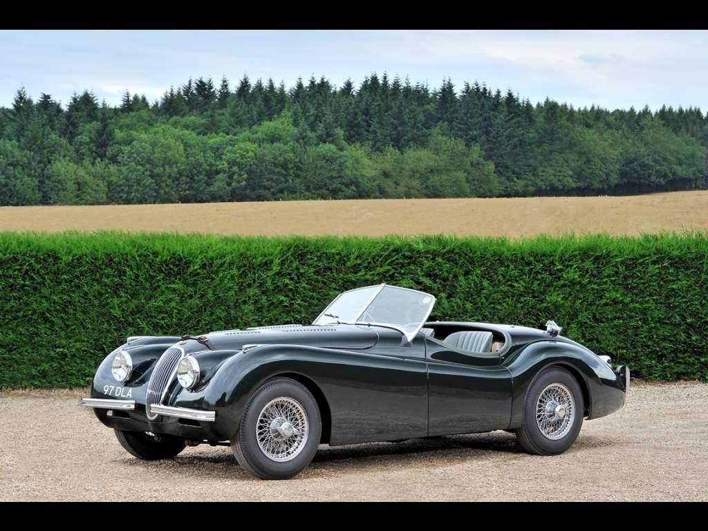 jaguar xk120 aluminium for sale. Black Bedroom Furniture Sets. Home Design Ideas