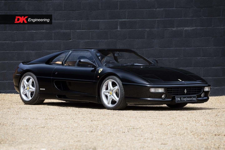 Ferrari 355 Gts For Sale Vehicle Sales Dk Engineering