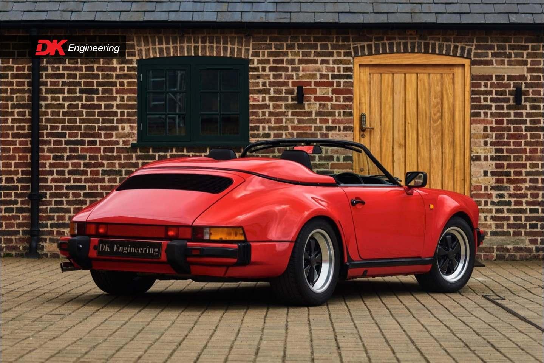 Porsche 930 Speedster For Sale