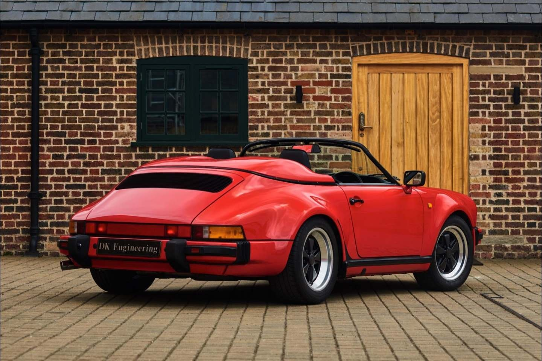 Porsche 930 Speedster For Sale Vehicle Sales Dk