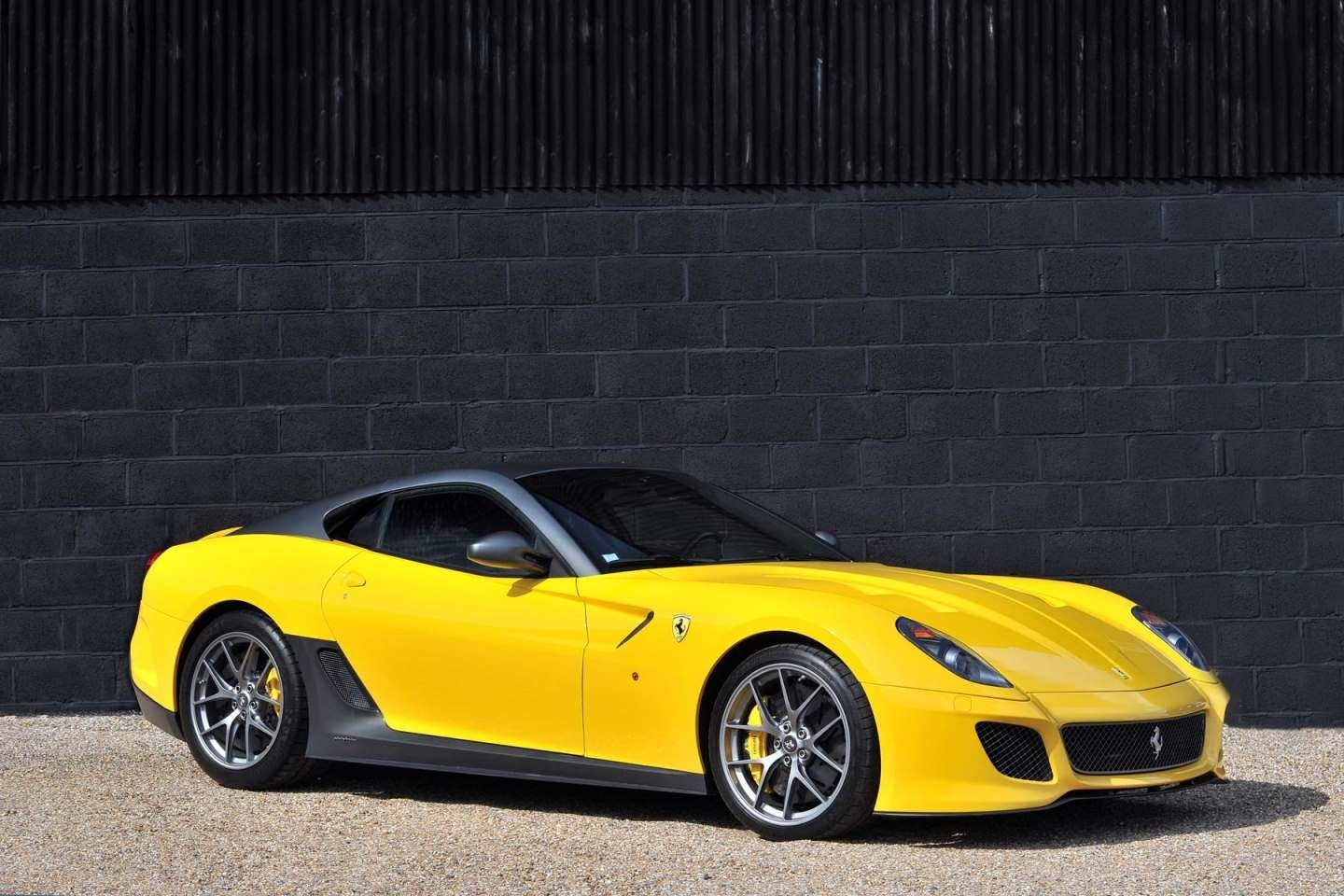ferrari 599 gto for sale. Black Bedroom Furniture Sets. Home Design Ideas