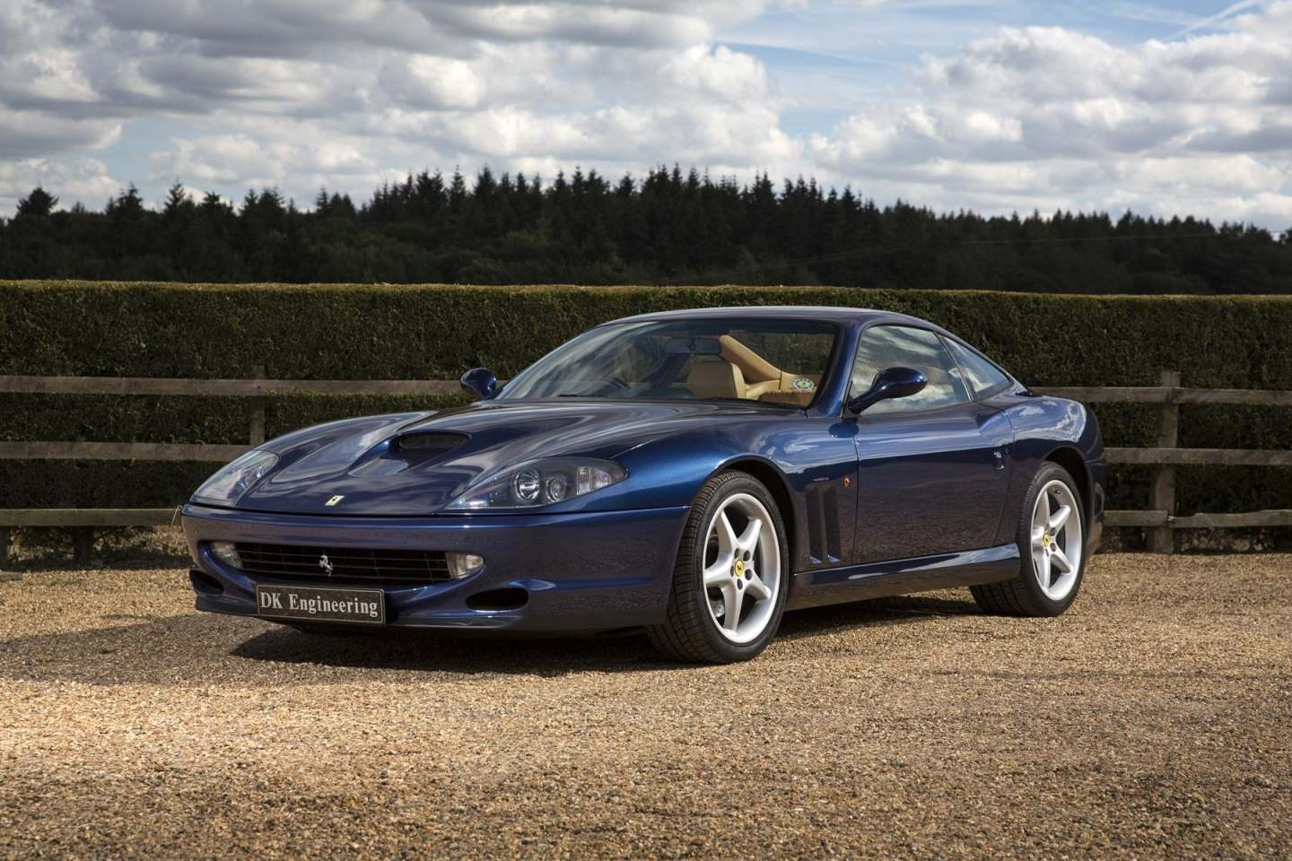 Ferrari 550 Maranello for sale - Vehicle Sales - DK Engineering