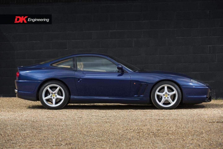 Ferrari 550 Maranello For Sale Vehicle Sales Dk
