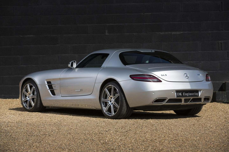 Mercedes benz sls amg for sale for Mercedes benz salesman