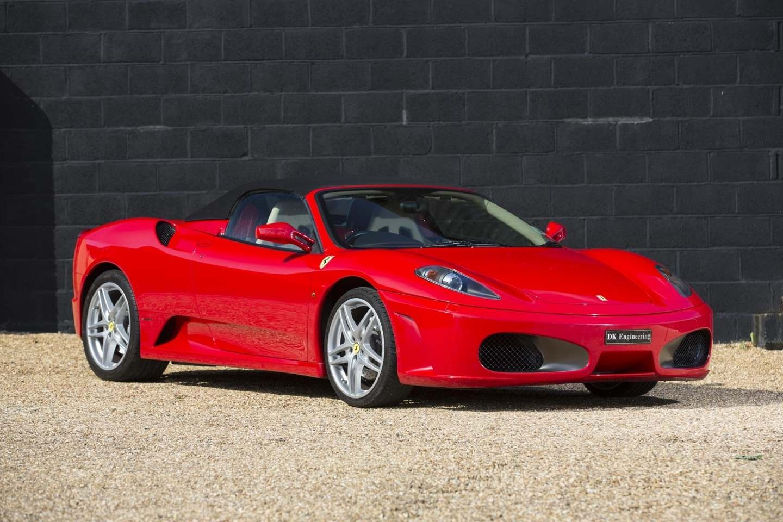 Ferrari F430 Spider F1 For Sale