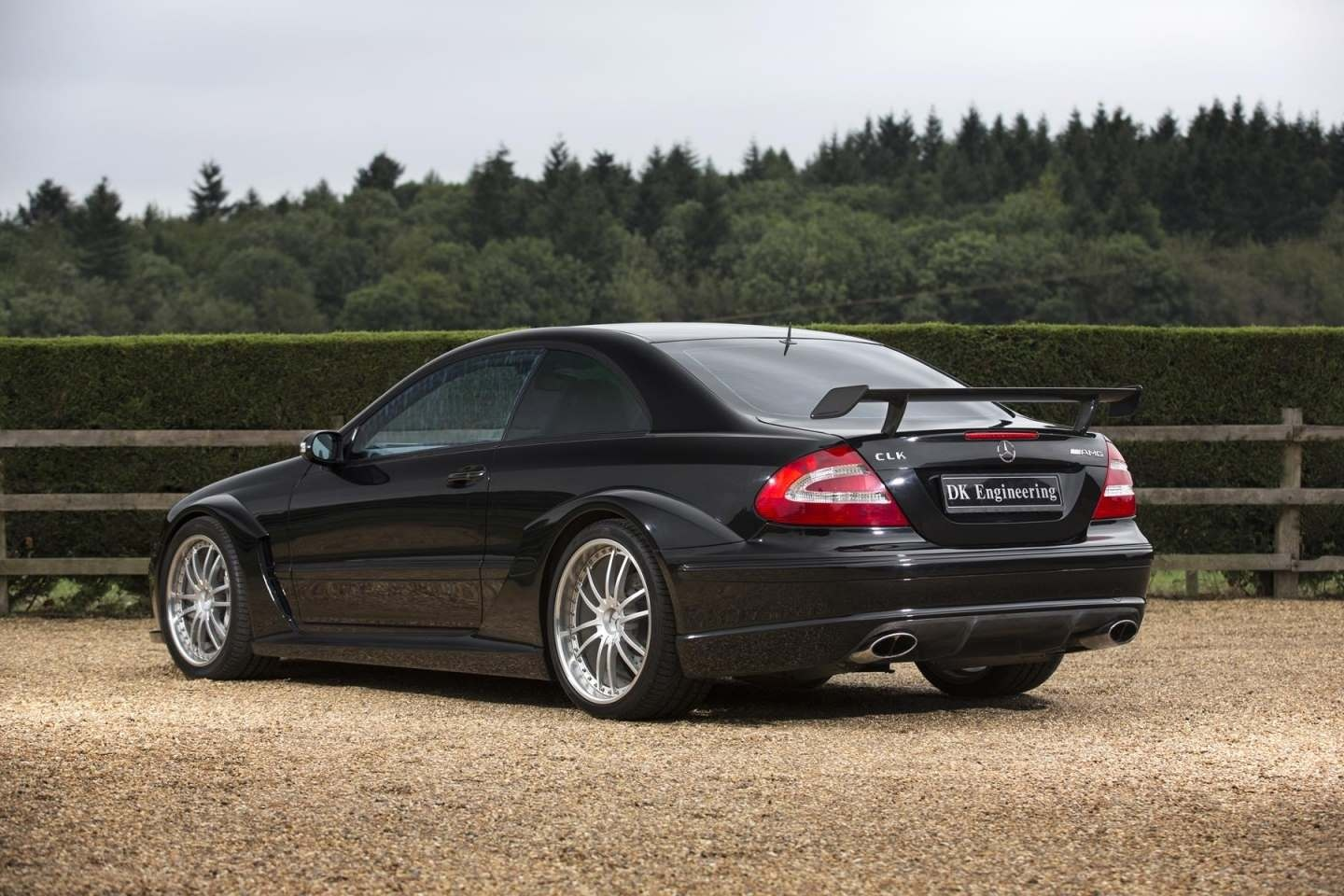 Mercedes benz clk dtm amg coupe for sale for Mercedes benz clk500 for sale