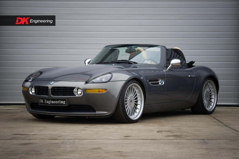 BMW Z8 Roadster for sale - Vehicle Sales - DK Engineering