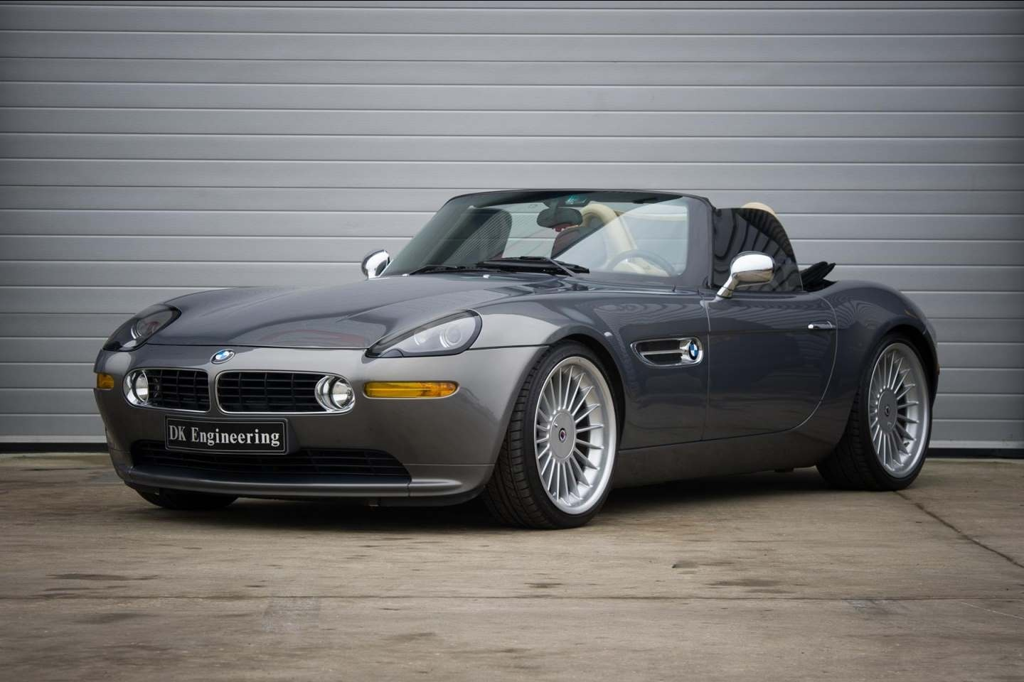 Bmw M5 0 60 >> BMW Z8 Roadster for sale - Vehicle Sales - DK Engineering