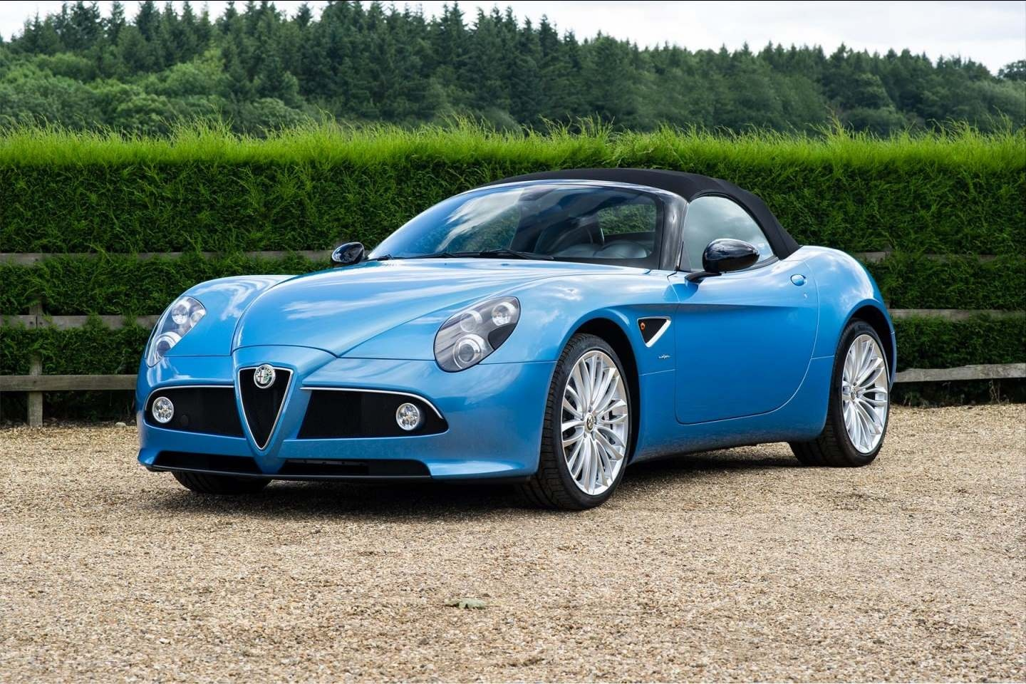 alfa romeo 8c spider for sale. Black Bedroom Furniture Sets. Home Design Ideas