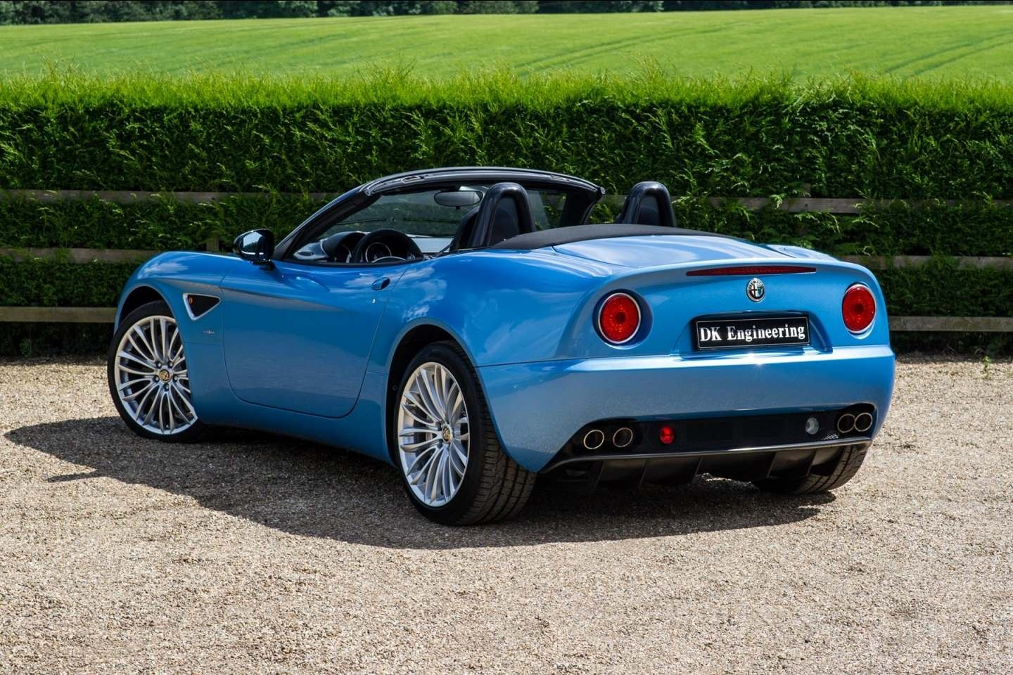 Alfa Romeo 8C Spider For Sale