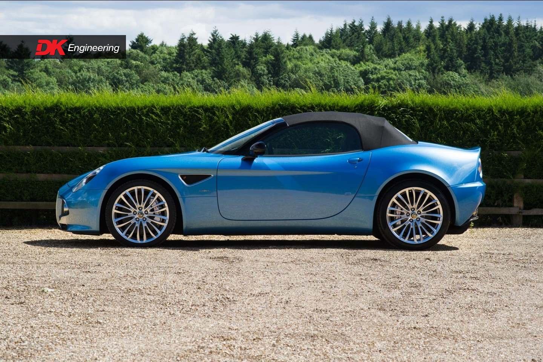Alfa Romeo 8C Spider For Sale