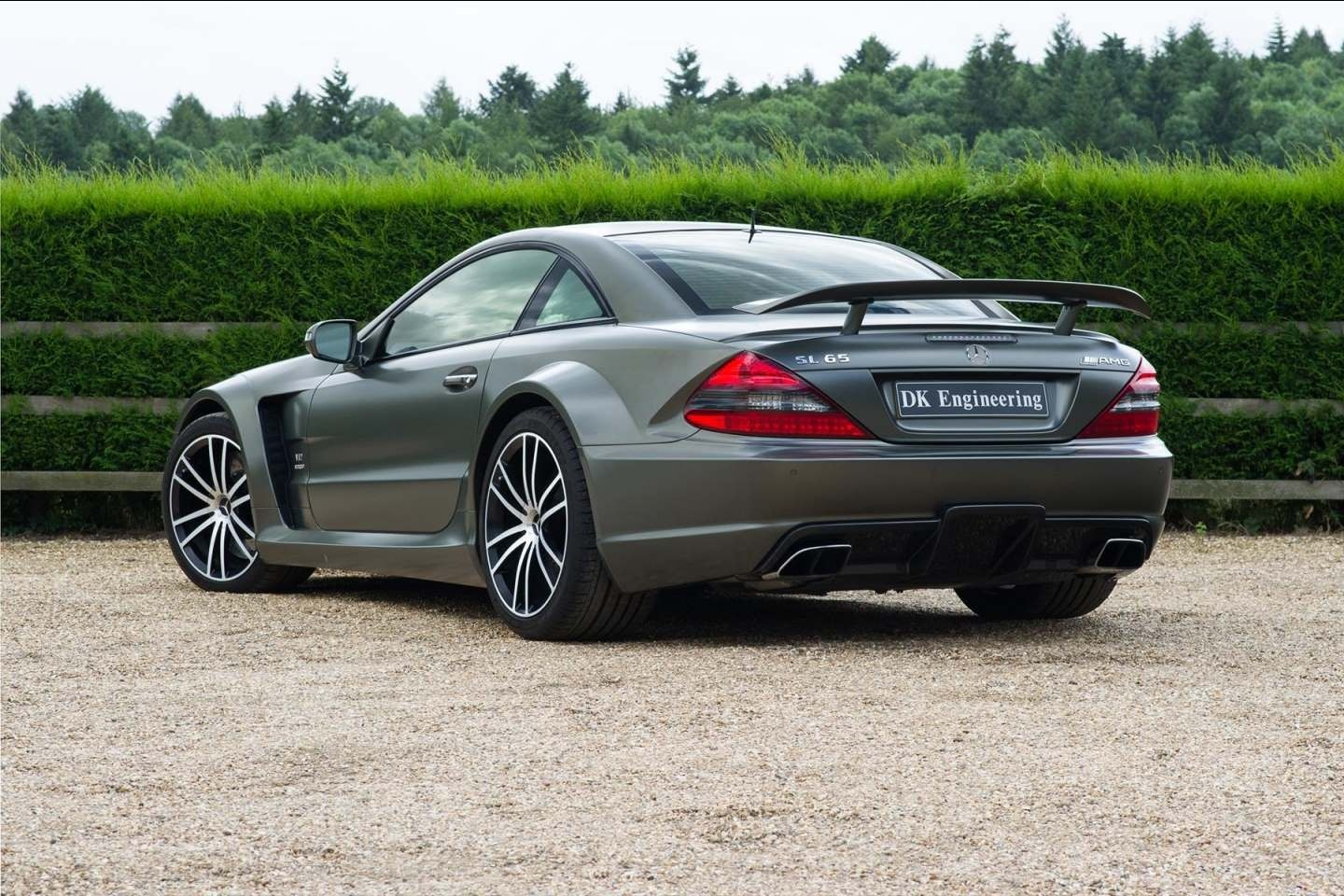 Mercedes benz sl65 amg black series for sale for Mercedes benz sl65 amg black series price