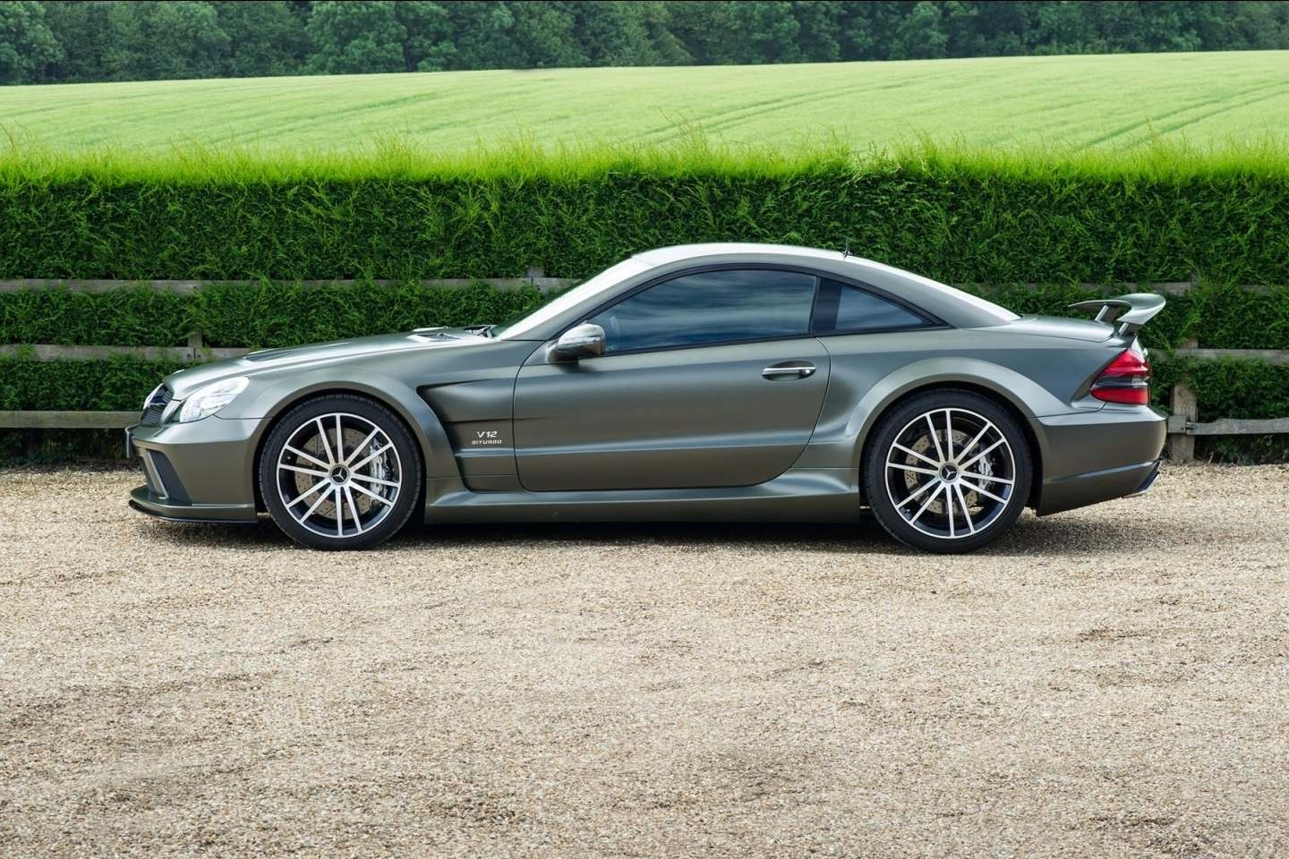 Mercedes benz sl65 amg black series for sale for Mercedes benz sl65 for sale