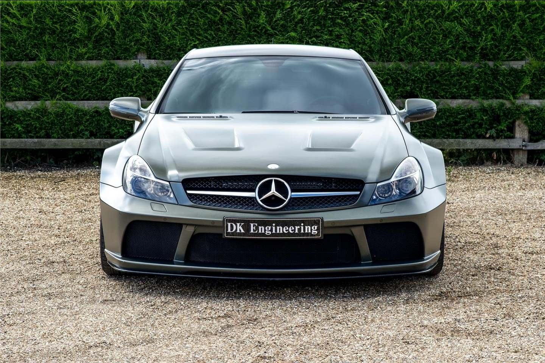 Mercedes benz sl65 amg black series for sale for Mercedes benz sl65