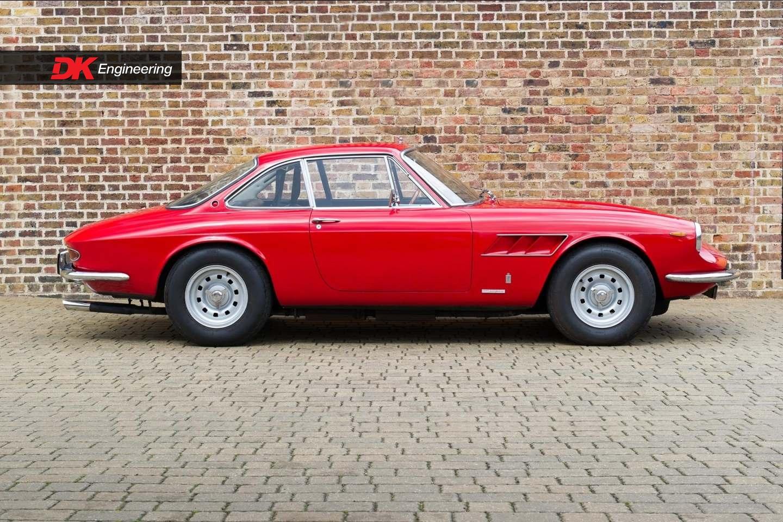 Ferrari 330 GTC for sale - Vehicle Sales - DK Engineering