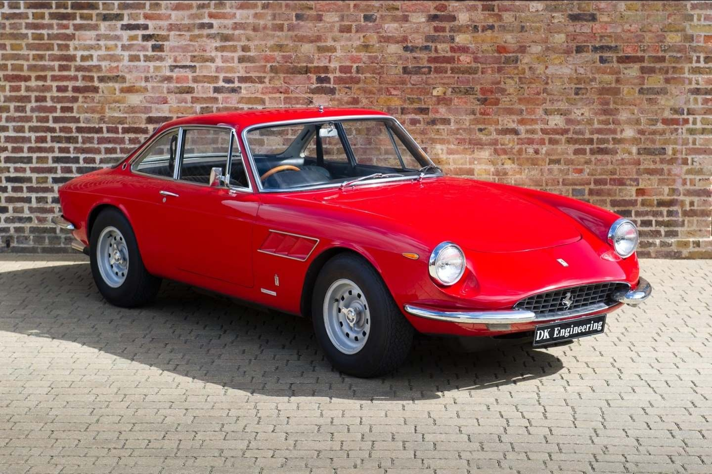 Used Ferraris For Sale >> Ferrari 330 GTC for sale - Vehicle Sales - DK Engineering
