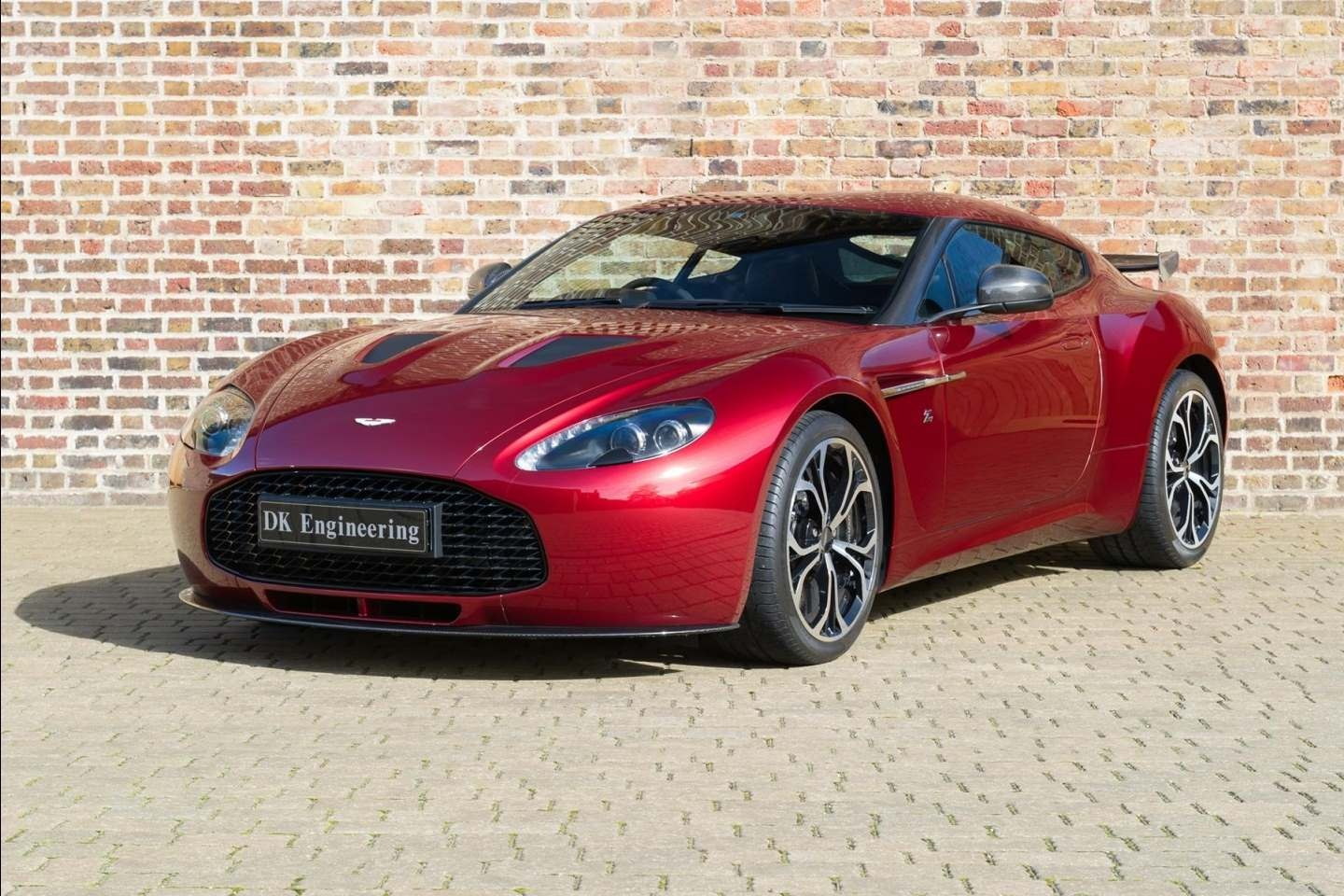aston martin v12 vantage zagato for sale - vehicle sales - dk