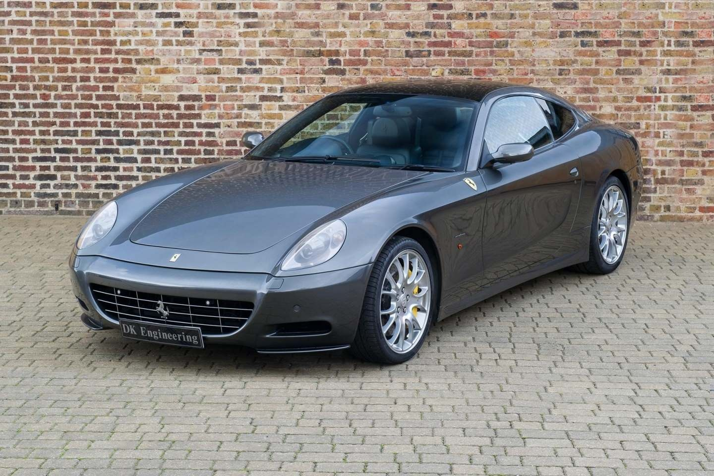 ferrari 612 scaglietti one to one for sale vehicle sales dk engineering. Black Bedroom Furniture Sets. Home Design Ideas