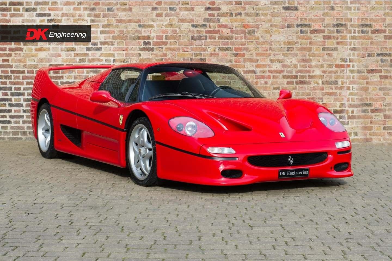 Ferrari F40 For Sale >> Ferrari F50 for sale - Vehicle Sales - DK Engineering