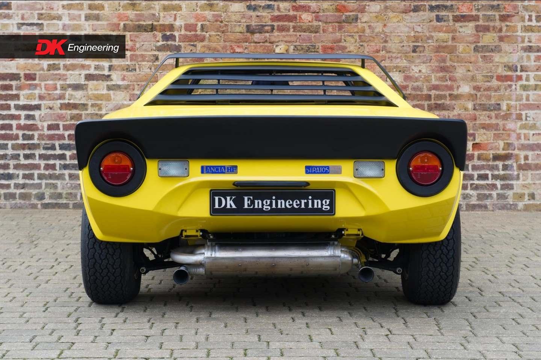 Lancia Stratos For Sale >> Lancia Stratos Hf Stradale For Sale Vehicle Sales Dk Engineering