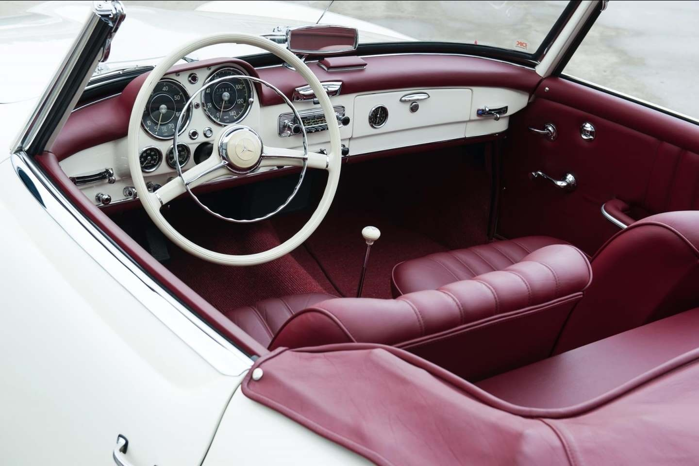Vehicle Archive Mercedes Benz 190sl Sales Dk Engineering