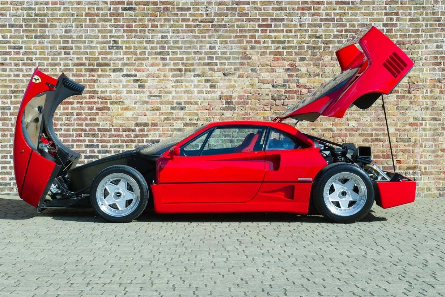 Ferrari F40 For Sale >> Ferrari F40 For Sale Vehicle Sales Dk Engineering