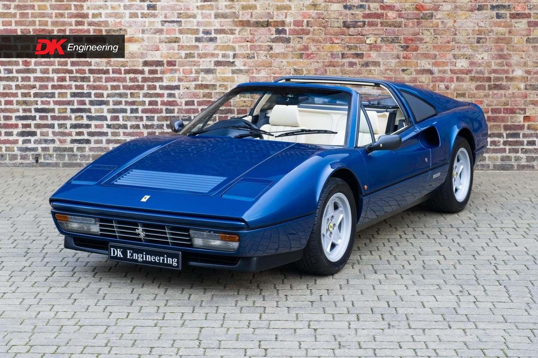 Ferrari 308 Gts For Sale >> Ferrari 328 GTS for sale - Vehicle Sales - DK Engineering