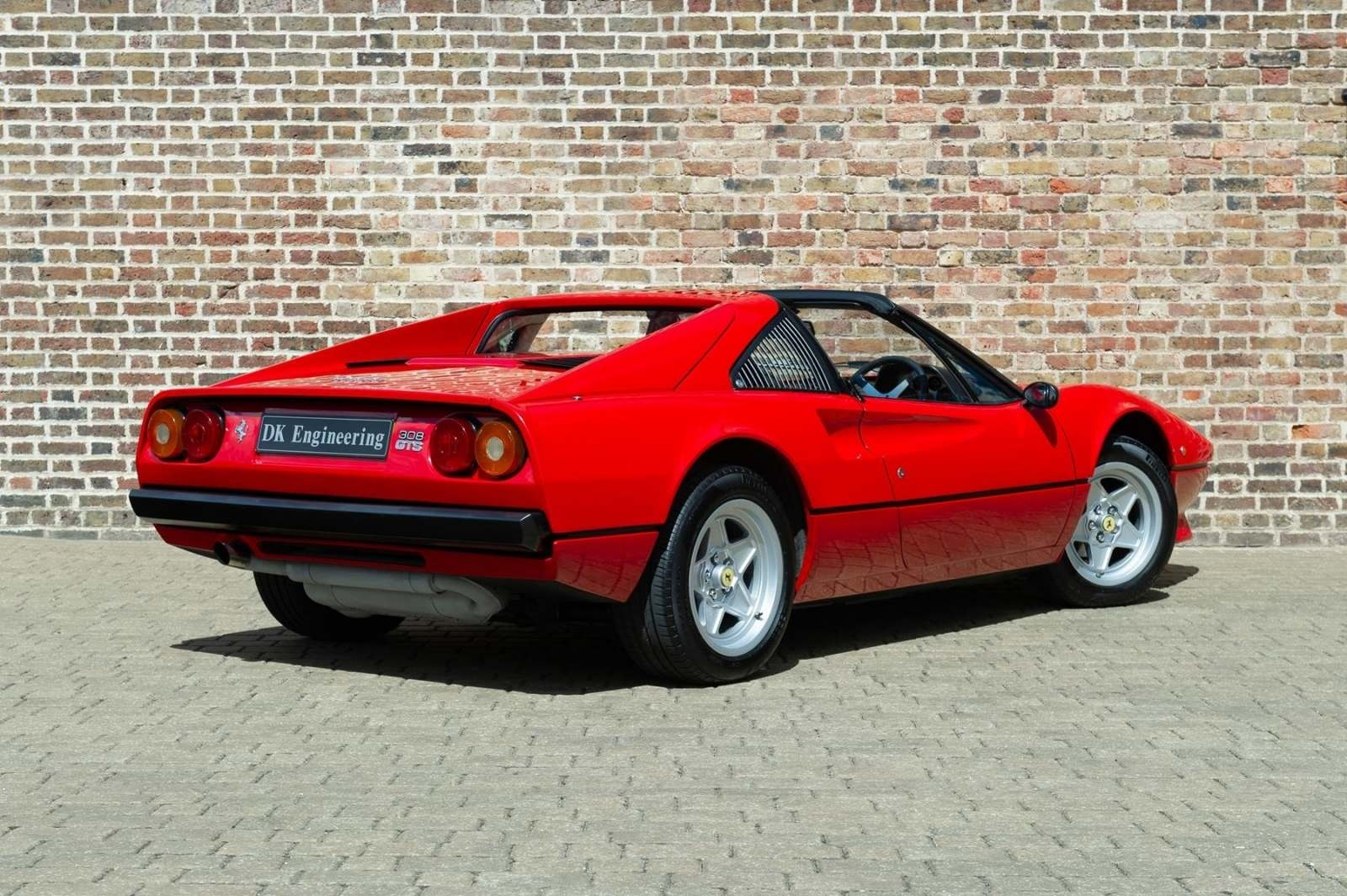 Ferrari 308 Gts For Sale >> Ferrari 308 Gts For Sale Vehicle Sales Dk Engineering
