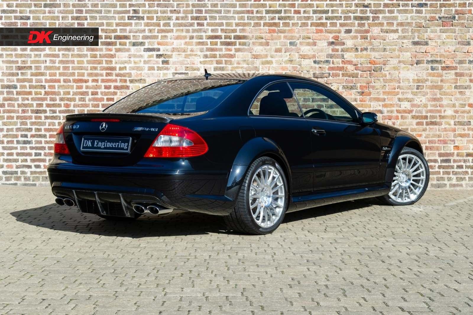Mercedes Benz Clk63 Black Series For Sale Vehicle Sales