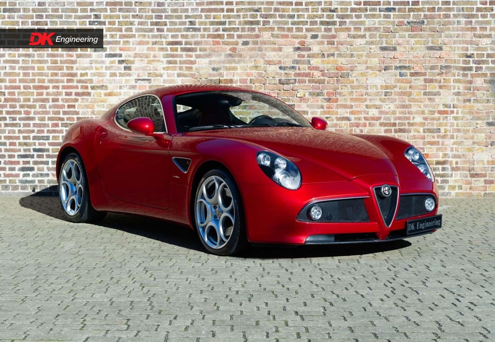 Alfa Romeo 8C Competizione For Sale