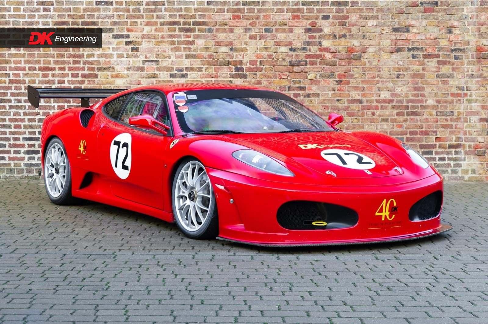 Wish Galactictechtips Xyz الصور والأفكار حول Ferrari F430 Challenge For Sale Canada
