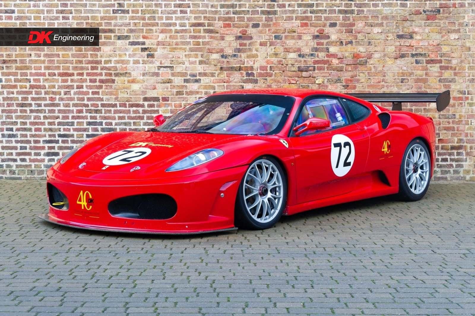 Ferrari 430 Challenge For Sale Vehicle Sales Dk Engineering
