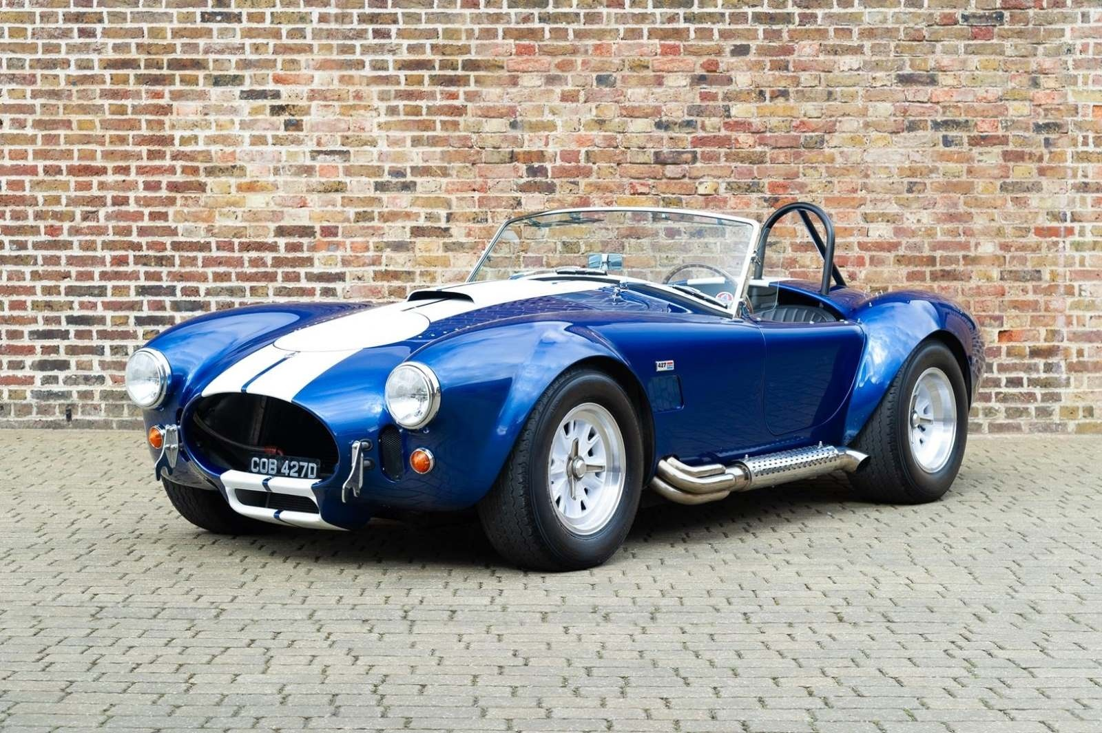 AC Cobra 427 Roadster for sale - Vehicle Sales - DK Engineering