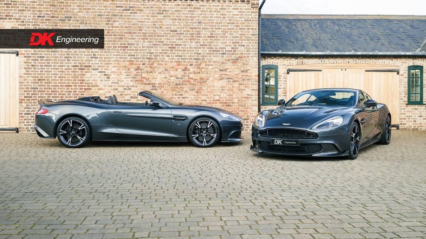 Aston Martin Vanquish Volante Ultimate For Sale Vehicle Sales Dk Engineering